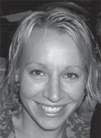 Darla Rewers, veterinarian