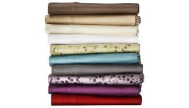 Target organic cotton sheets